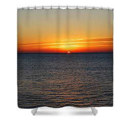 Sunrise Dawning A New Day Shower Curtain