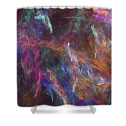 Surtido Shower Curtain by RochVanh