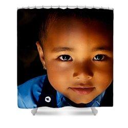 Sweet Baabu Shower Curtain