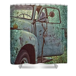 Tailgate Date  Shower Curtain by The Artist Project