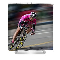 Shower Curtain featuring the photograph Take It by Vicki Pelham