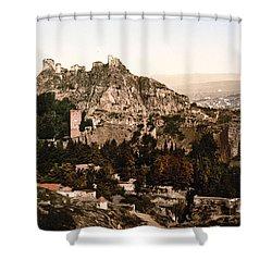 Tbilisi  Georgia - Botanical Gardens Shower Curtain by International  Images