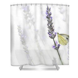 Tempting Flavor  Shower Curtain by Hannes Cmarits