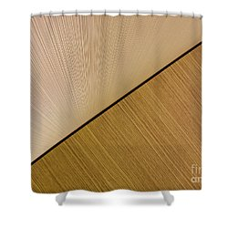 Textures. Beige. Shower Curtain by Ausra Huntington nee Paulauskaite