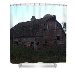 The Barn IIi Shower Curtain by Bonfire Photography