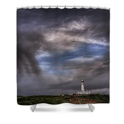 The Call To Arms Shower Curtain by Evelina Kremsdorf