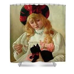 The Favorites Shower Curtain by CH Blair
