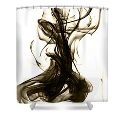 The Feminine Side Shower Curtain