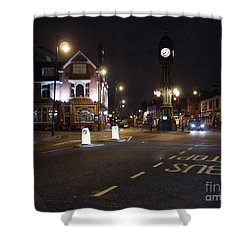 The Jewellery Quarter Shower Curtain by John Chatterley