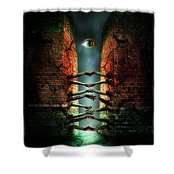 The Last Gate Shower Curtain