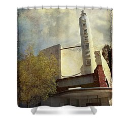 The Lorenzo Shower Curtain by Laurie Search
