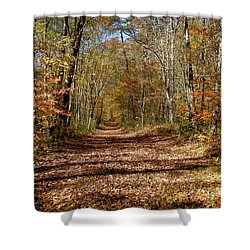 Shower Curtain featuring the photograph The Pepper Box by Paul Mashburn
