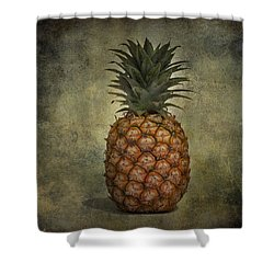 The Pineapple  Shower Curtain