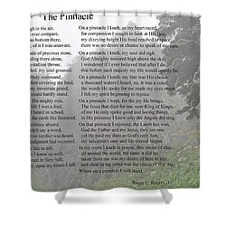 Shower Curtain featuring the photograph The Pinnacle by Tikvah's Hope