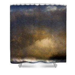 The Reef Shower Curtain by Ron Jones