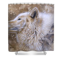 The Source Vi Shower Curtain