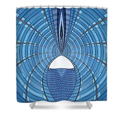 The Spider - Archifou 29 Shower Curtain by Aimelle