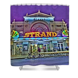 The Strand Shower Curtain