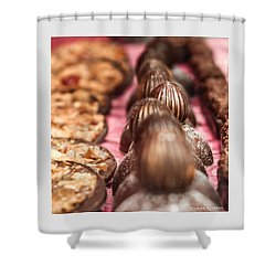 Shower Curtain featuring the photograph The Uncontrollable Greed by Stwayne Keubrick
