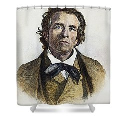 Theodore Weld (1803-1895) Shower Curtain by Granger