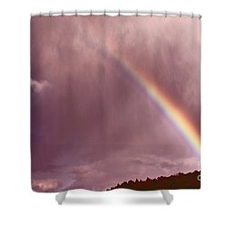 There Is Always Hope  Shower Curtain by Aimelle