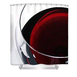 Thirsty? Shower Curtain by Kayleigh Semeniuk
