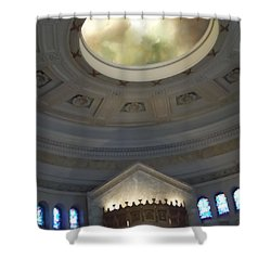 This Way To Heaven Shower Curtain