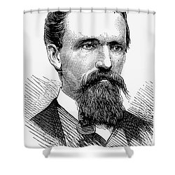 Thomas Kelly (1833-?) Shower Curtain by Granger