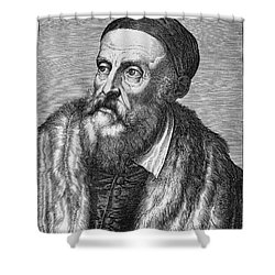 Titian (c1490-1576) Shower Curtain by Granger