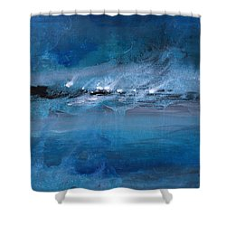 Tortuga Island Shower Curtain by Kume Bryant