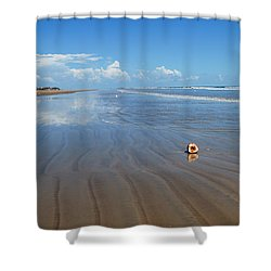 Tranquility Shower Curtain by Fotosas Photography
