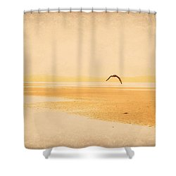 Shower Curtain featuring the photograph Tranquillity by Marilyn Wilson