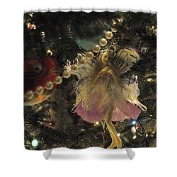 Tree Fairy Tfp Shower Curtain