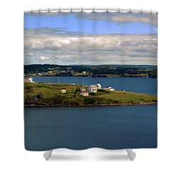 Trinity Bay Shower Curtain