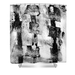 Trinity Shower Curtain by Hakon Soreide