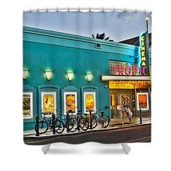 Tropic Cinema Shower Curtain