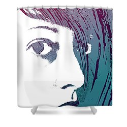 Shower Curtain featuring the photograph True Colors by Lauren Radke