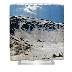 Tuckermans Ravine Shower Curtain