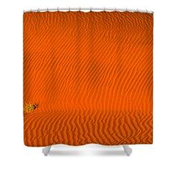 Tuft Shower Curtain