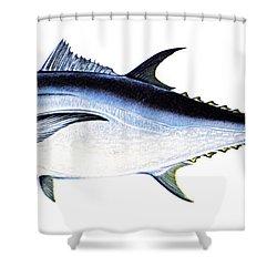 Tuna Shower Curtain by Granger