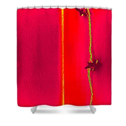 Twinkle Twinkle Little Star Shower Curtain by Susanne Van Hulst