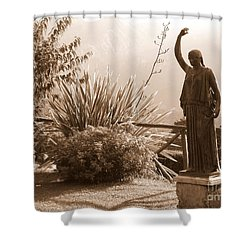 Two Graces Shower Curtain