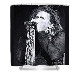 Shower Curtain featuring the photograph Tyler  by Traci Cottingham