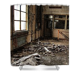 Uban Decay Shower Curtain