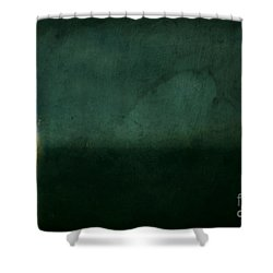Unconscious Shower Curtain by Andrew Paranavitana