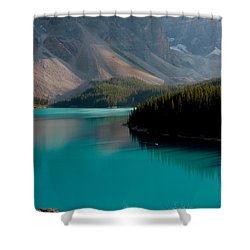 Shower Curtain featuring the photograph Vertical by Milena Boeva