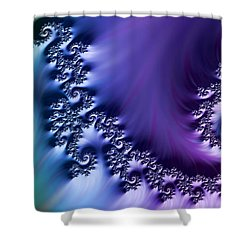 Victorious Shower Curtain by Lori Grimmett