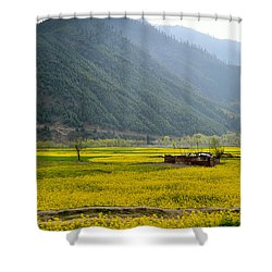 Visual Treat Shower Curtain by Fotosas Photography