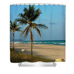Shower Curtain featuring the photograph Voyage by Joseph Yarbrough