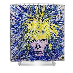 Warhol II Shower Curtain